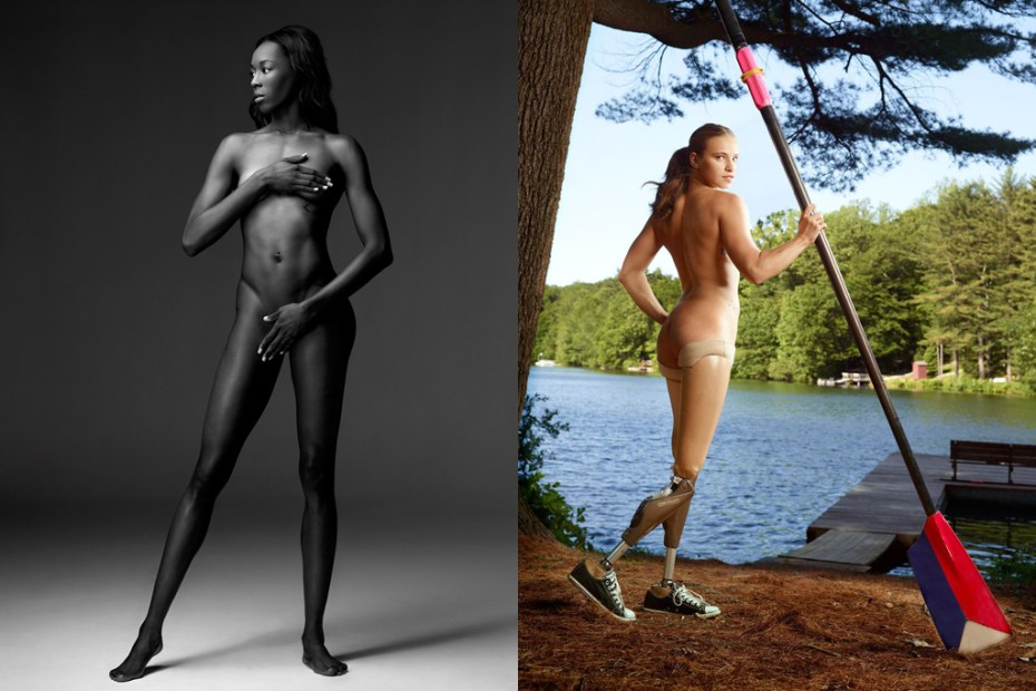 Image of ESPN the Magazine: 2012 The Body Issue