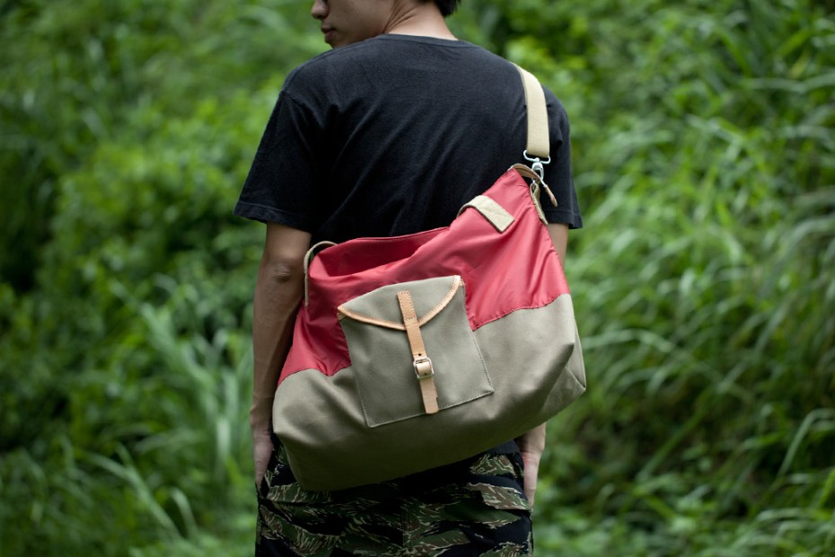 "Image of Esther Porter 2012 Spring/Summer ""TENT"" Bag Collection"