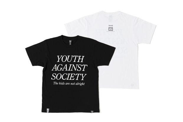 "Image of Forty Percents Against Rights x TRAVERSE TOKYO ""YOUTH OF TODAY"" T-Shirt"