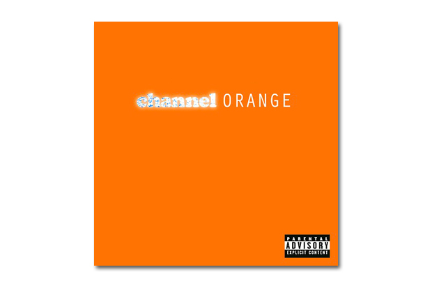 Image of Frank Ocean - channel ORANGE | Album Review