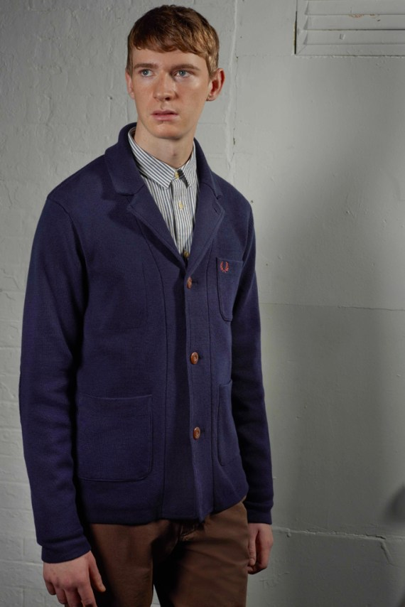 Image of Fred Perry 2012 Fall/Winter British Workwear Capsule Collection