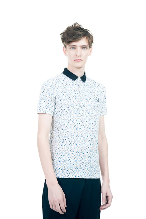 Image of Raf Simons x Fred Perry 2013 Spring/Summer Preview