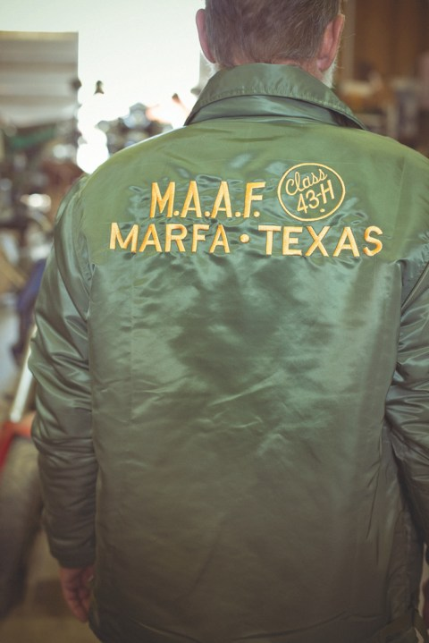 "Image of FUCT SSDD 2012 Fall/Winter ""Marfa"" Lookbook"