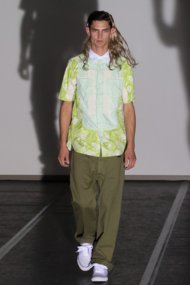 Image of GANRYU COMME des GARCONS 2013 Spring/Summer Collection