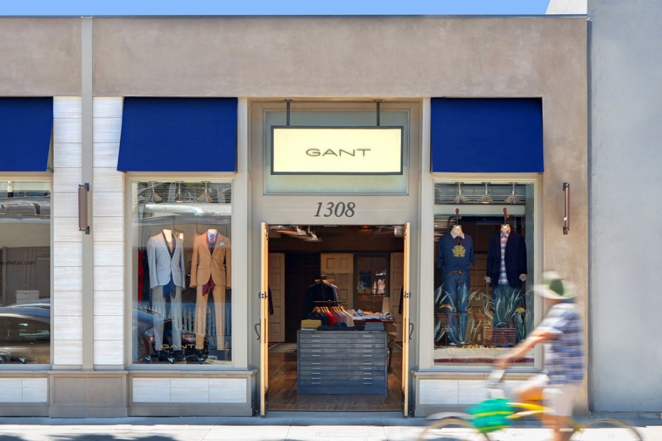 Image of GANT Rugger Venice Store Opening