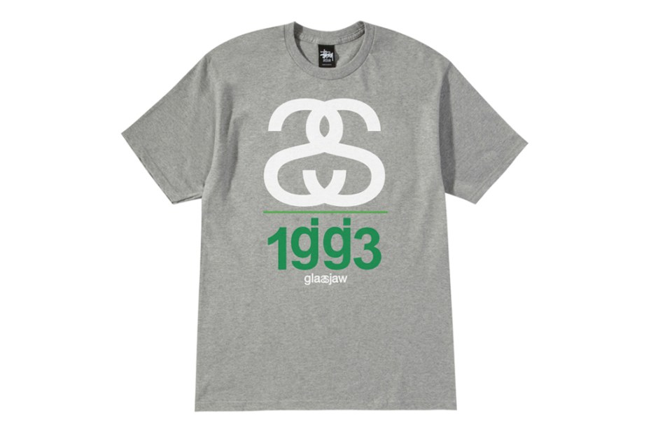 Image of Glassjaw x Stussy New York Tour T-Shirt