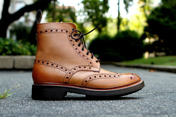 Image of Grenson 2012 Summer Fred Boot