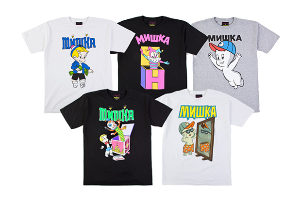 Image of Harvey Comics x Mishka 2012 Capsule Collection 
