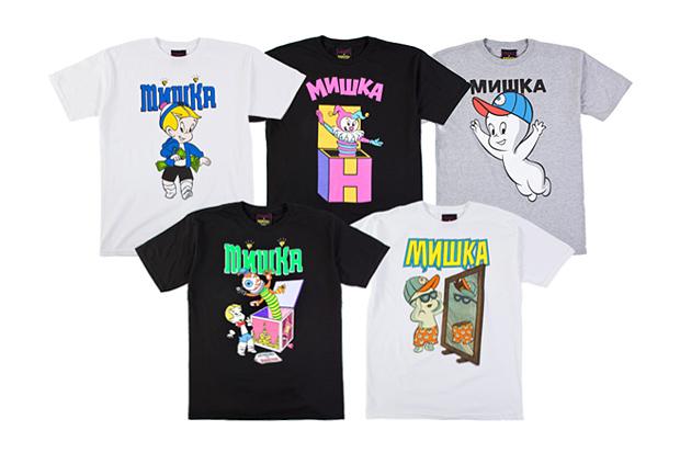 Image of Harvey Comics x Mishka 2012 Capsule Collection