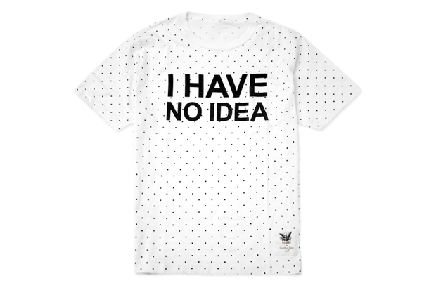 Image of Heather Grey Wall x Mark McNairy 2012 T-Shirt Collection