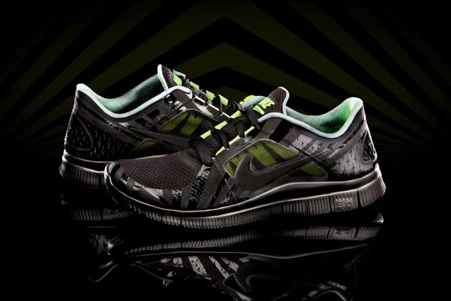 Image of Hurley x Nike Free Run +3 NRG & Phantom Fuse Boardshort