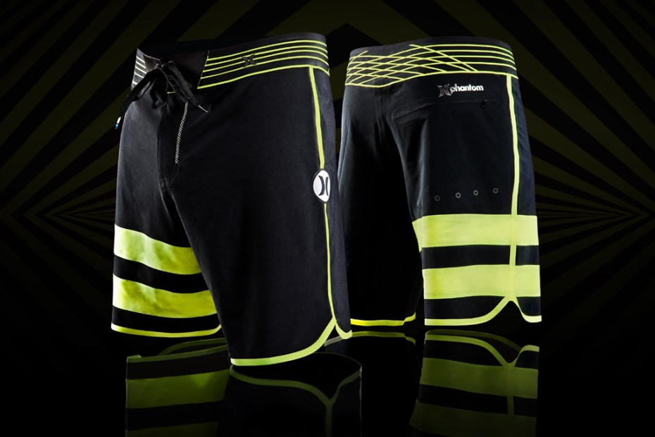 Image of Hurley x Nike Free Run +3 NRG & Phantom Fuse Boardshort