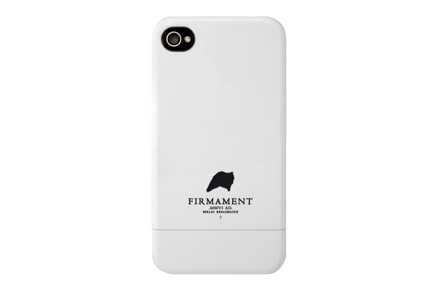 Image of Firmament x Incase iPhone 4S Slider Case