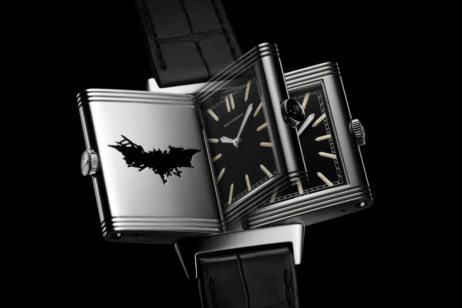 Image of  Jaeger-LeCoultre Reverso Watch for The Dark Knight Rises