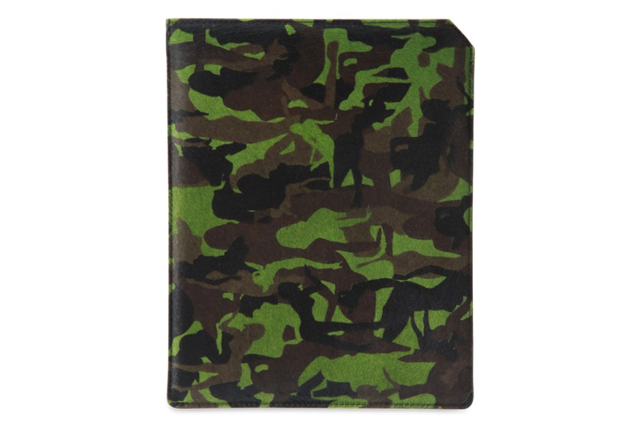 Image of Jimmy Choo 2012 Fall/Winter Camofrage iPad Case