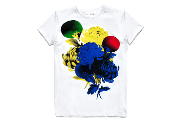 Image of Jonathan Saunders, J.W. Anderson and Mary Katrantzou T-Shirt Collection for Matches Fashion