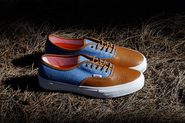 Image of KICKS/HI x Vans Vault 2012 Fall Authentic LX