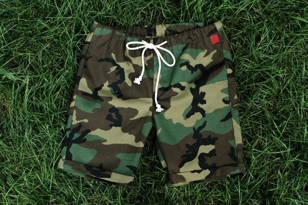Image of Kith Red Label 2.0 Shorts Collection