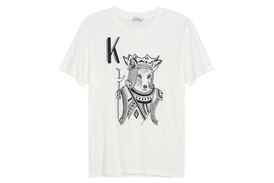 Image of Kitsune 2012 Spring/Summer T-Shirts