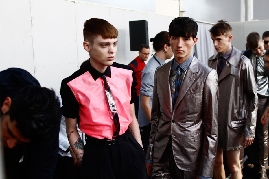 Image of Lanvin 2013 Spring/Summer Behind-the-Scenes at Paris Fashion Week - Part 2