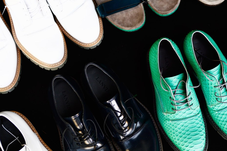 Image of Lanvin 2013 Spring/Summer Shoes & Accessories Collection Preview