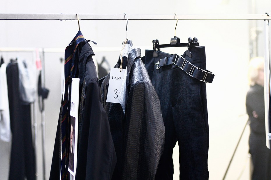 Image of Lanvin 2013 Spring/Summer Behind-the-Scenes at Paris Fashion Week