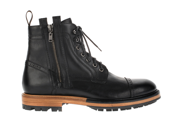 Image of Lanvin Calfskin Boots