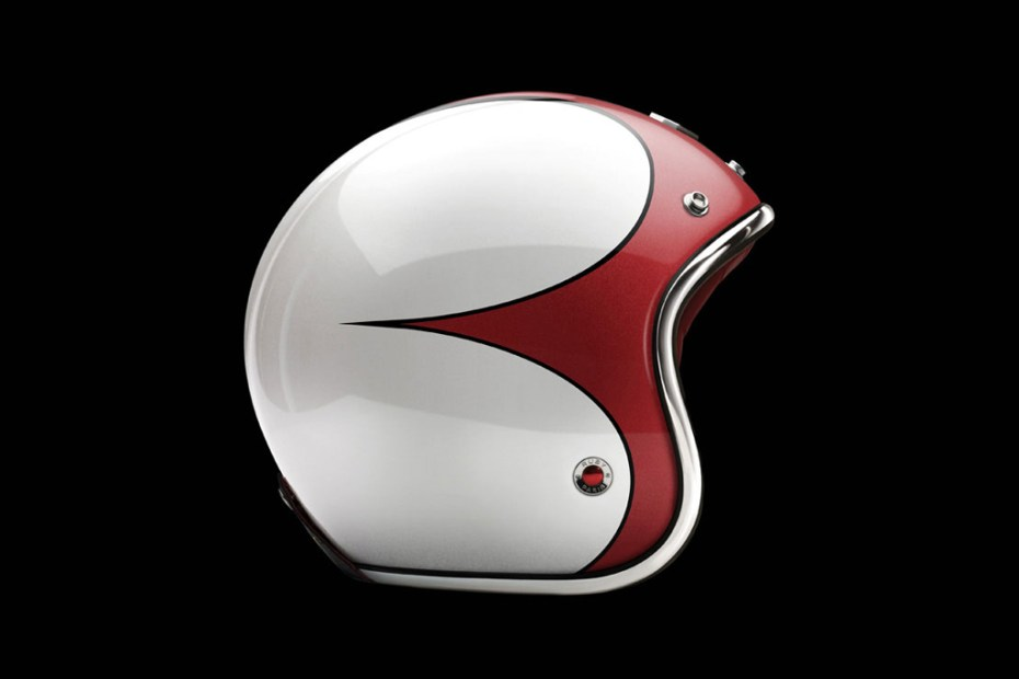 "Image of Les Ateliers Ruby ""Trident"" Pavillon Helmets"
