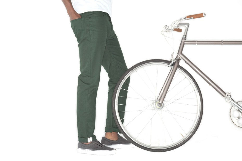 Image of Levi's 2012 Fall/Winter Commuter Series