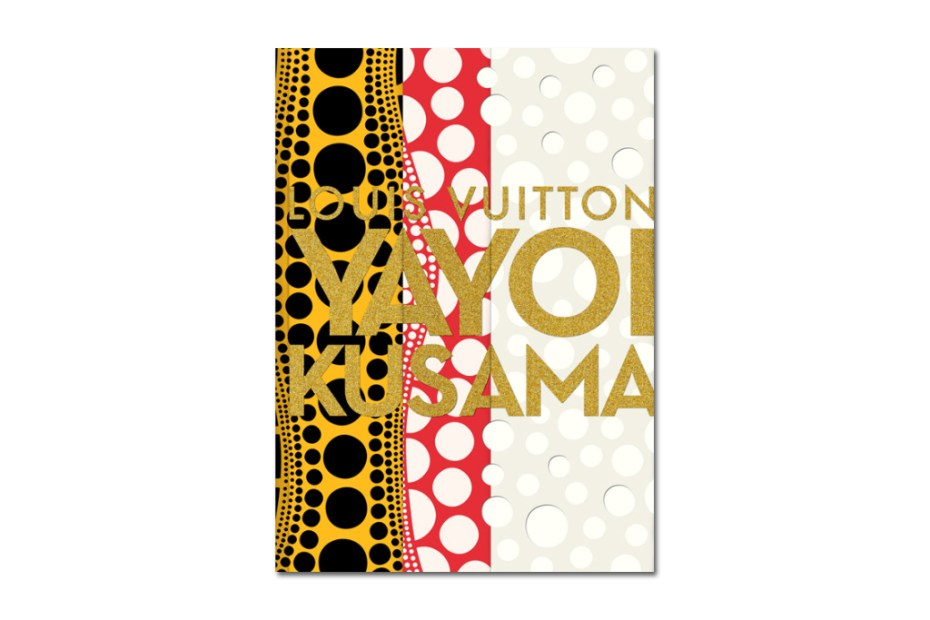 Image of Louis Vuitton Limited Edition Yayoi Kusama Book for Dover Street Market Ginza
