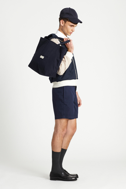 Image of Maison Kitsuné 2013 Spring/Summer Lookbook