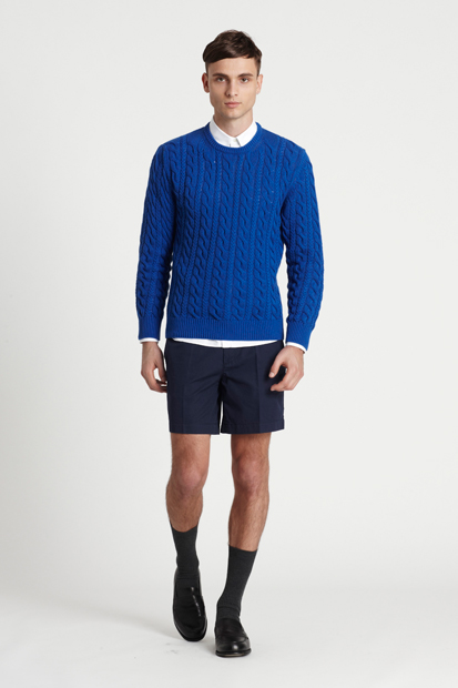 Image of Maison Kitsuné 2013 Spring/Summer Lookbook
