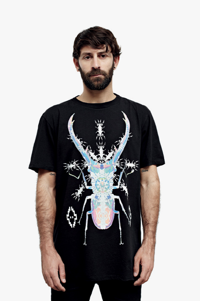 Image of Marcelo Burlon 2012 Fall/Winter T-Shirt Collection