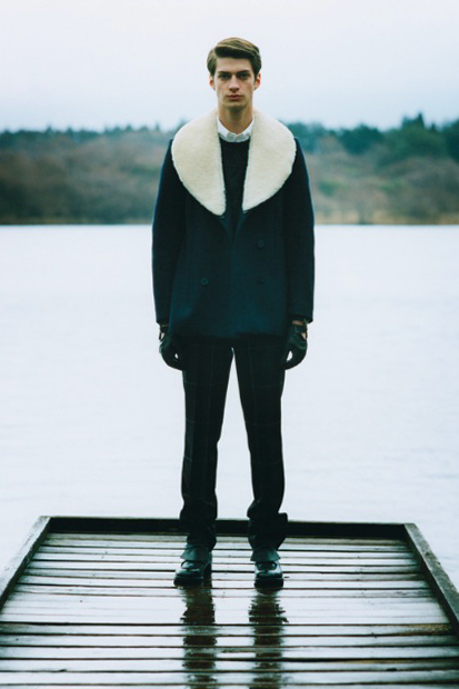 Image of MARKAWARE 2012 Fall/Winter Lookbook