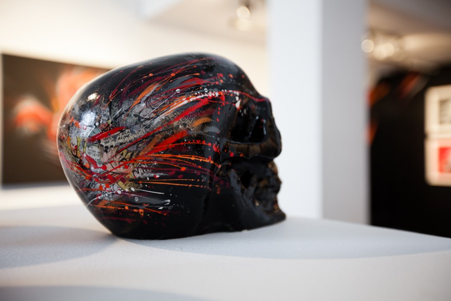 "Image of MEGGS ""Truth in Myth"" Exhibition @ White Walls San Francisco Recap"