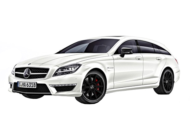 Image of Mercedes-Benz CLS63 AMG Shooting Brake