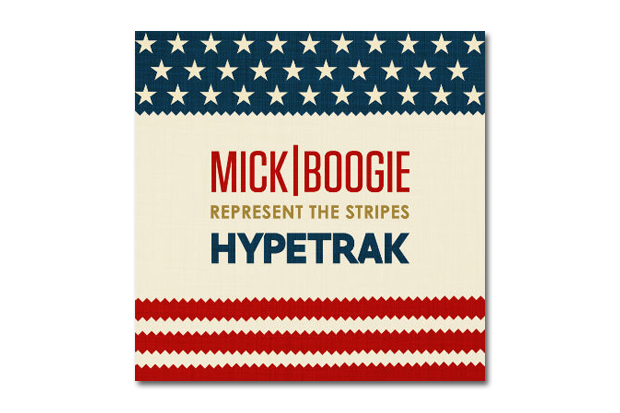 Image of Mick Boogie x HYPETRAK - Represent The Stripes | Mixtape
