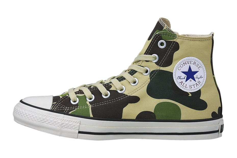 Image of mita sneakers x Converse Japan Chuck Taylor All-Star TYO Custom Made Hi