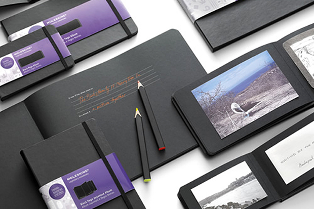 Image of Moleskine 2012 Black Collection
