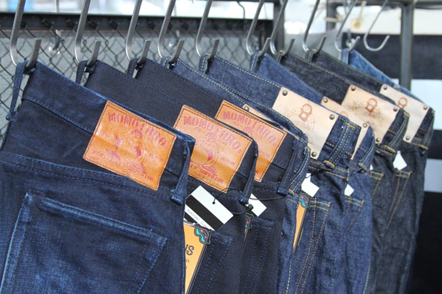 Image of Momotaro Jeans 2013 Spring/Summer Preview