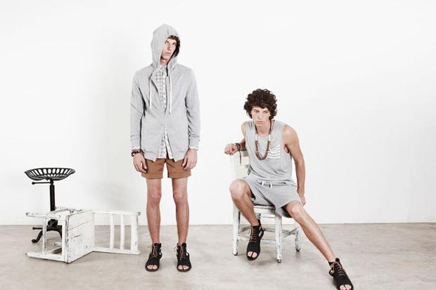 Image of Munsoo Kwon 2013 Spring/Summer Lookbook