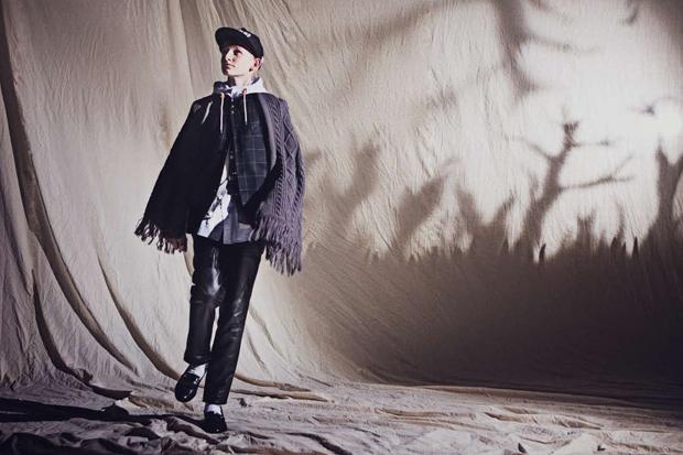 Image of Name. 2012 Fall/Winter Lookbook
