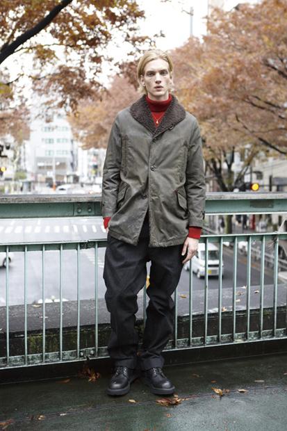 Image of Needles 2012 Fall/Winter Lookbook