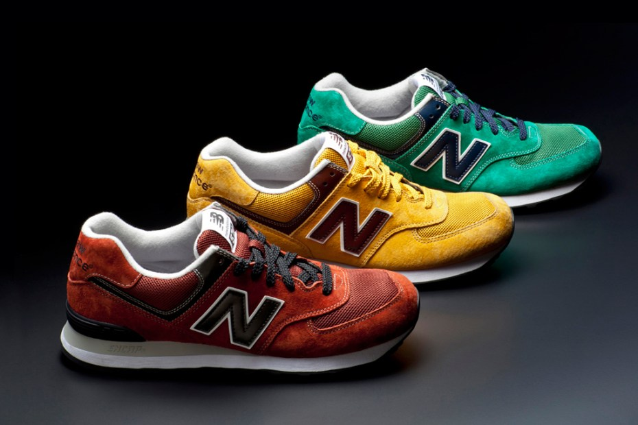 "Image of New Balance 2012 Fall ML574 ""Color"" Pack"