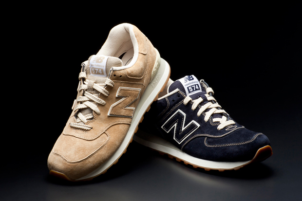Image of New Balance 2012 Fall ML574 Pigskin Suede Pack