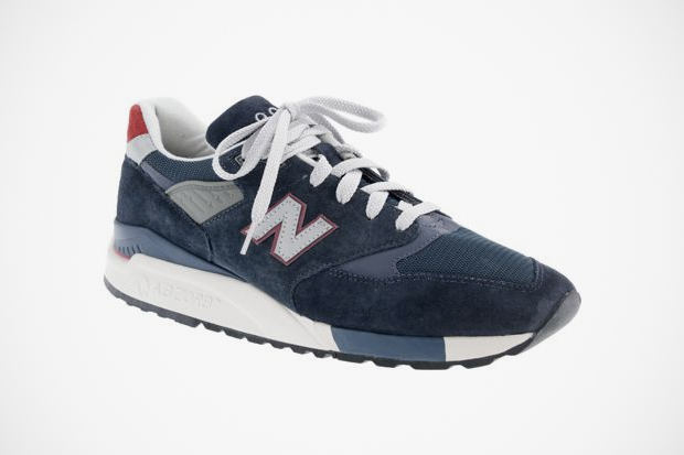 Image of J.Crew x New Balance 998