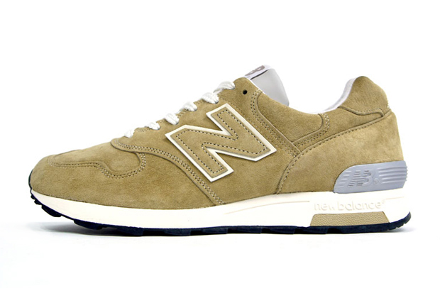 Image of New Balance M1400 &quot;Made in USA&quot; Beige/Grey