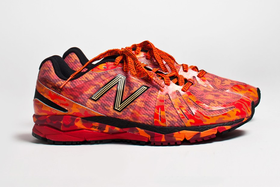 Image of New Balance M890 Revlite Orange