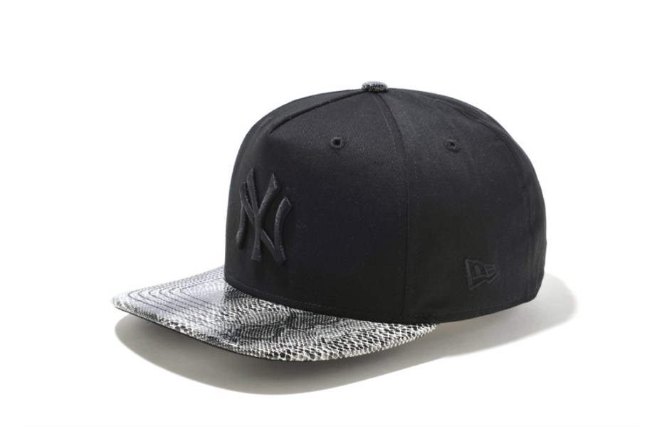Image of New Era New York Yankees Snake Visor Caps