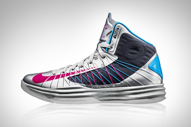 Image of Nike+ Special Edition Hyperdunk+ & LunarGlide+ 4